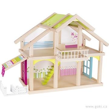 Goki 51588 - Puppenhaus Veranda Susibelle - 1
