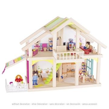 Goki 51588 - Puppenhaus Veranda Susibelle - 2