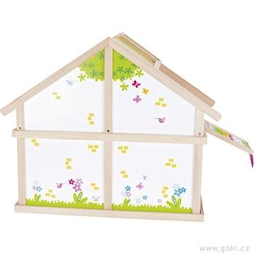 Goki 51588 - Puppenhaus Veranda Susibelle - 3