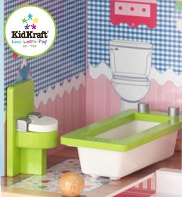 KidKraft 65054 - Puppenhaus Chelsea - 3