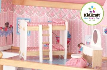 KidKraft 65054 - Puppenhaus Chelsea - 4