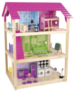Kidkraft 65078 - Puppenhaus So Chic - 1