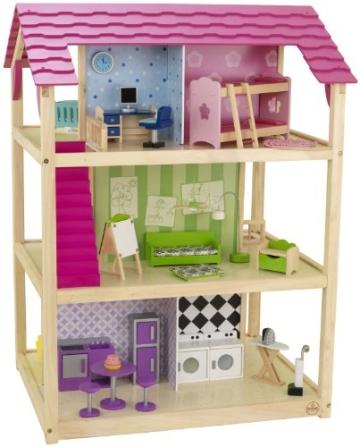 Kidkraft 65078 - Puppenhaus So Chic - 3