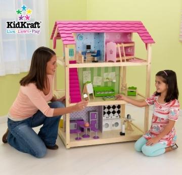 Kidkraft 65078 - Puppenhaus So Chic - 7