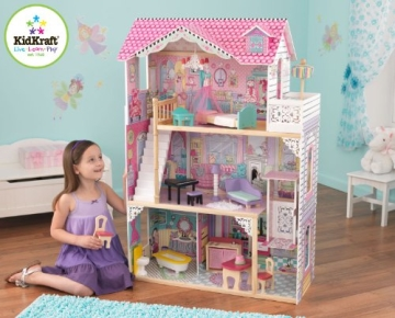 KidKraft 65079 - Puppenhaus Annabelle - 3