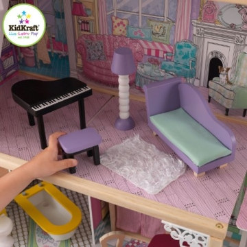 KidKraft 65079 - Puppenhaus Annabelle - 5