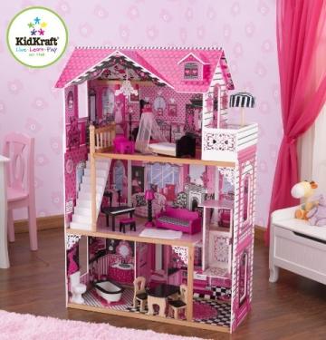 KidKraft 65093 - Puppenhaus Amelia - 2