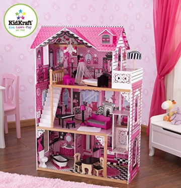 KidKraft 65093 - Puppenhaus Amelia - 4