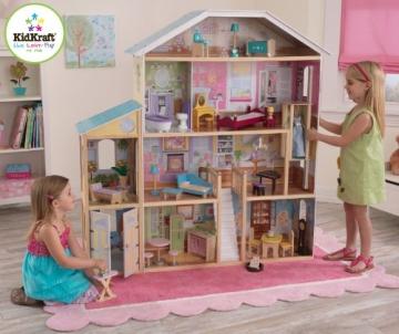 KidKraft 65252 - Puppenhaus - Majestätische Villa - 3