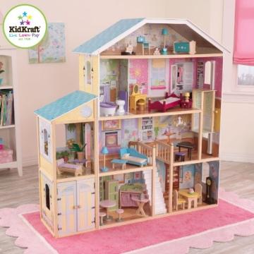 KidKraft 65252 - Puppenhaus - Majestätische Villa - 4