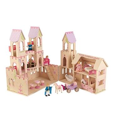 KidKraft 65259 - Prinzessinnen-Schloss - 1