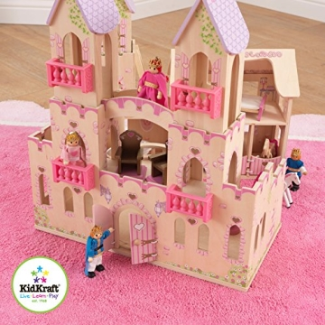 KidKraft 65259 - Prinzessinnen-Schloss - 11