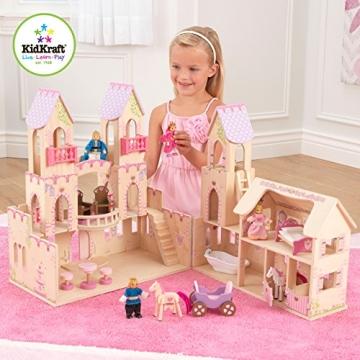 KidKraft 65259 - Prinzessinnen-Schloss - 4