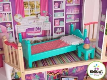 Kidkraft 65830 großes Barbiehaus, Puppenhaus für 46 cm Puppen - 5