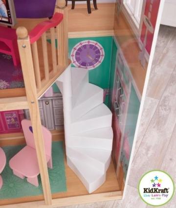 Kidkraft 65830 großes Barbiehaus, Puppenhaus für 46 cm Puppen - 7