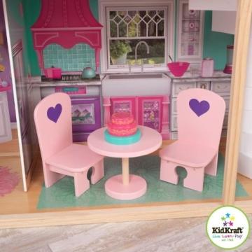 Kidkraft 65830 großes Barbiehaus, Puppenhaus für 46 cm Puppen - 9