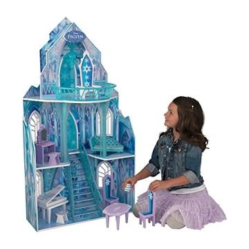 Kidkraft Disney Frozen Eiskönigin Puppenpalast 65881 - 1