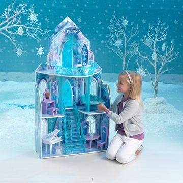 Kidkraft Disney Frozen Eiskönigin Puppenpalast 65881 - 3