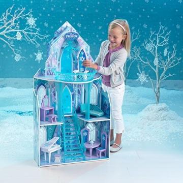 Kidkraft Disney Frozen Eiskönigin Puppenpalast 65881 - 4