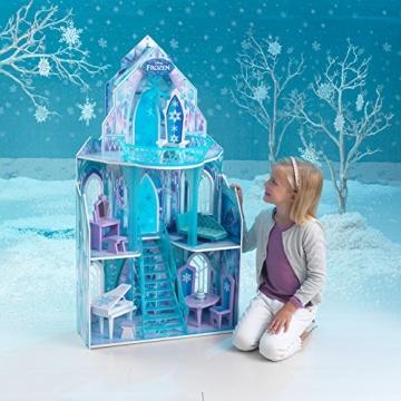 Kidkraft Disney Frozen Eiskönigin Puppenpalast 65881 - 5