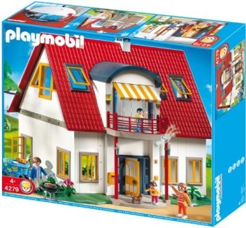 PLAYMOBIL 4279 - Neues Wohnhaus - 1