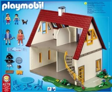 PLAYMOBIL 4279 - Neues Wohnhaus - 3