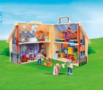 PLAYMOBIL 5167 - Neues Mitnehm-Puppenhaus - 2