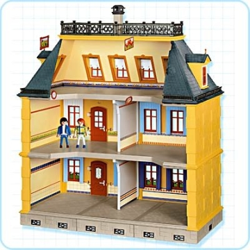 PLAYMOBIL® 5301 - Neues Puppenhaus - 2