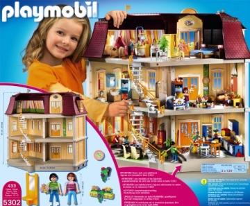 PLAYMOBIL 5302 - Mein Großes Puppenhaus - 3