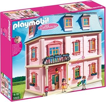 PLAYMOBIL 5303 - Romantisches Puppenhaus - 1