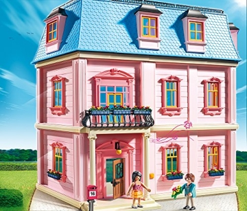 PLAYMOBIL 5303 - Romantisches Puppenhaus - 2