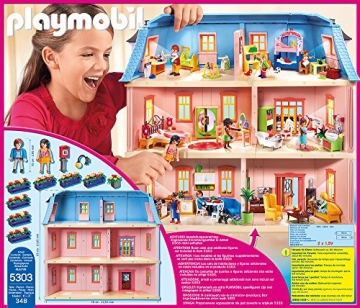 PLAYMOBIL 5303 - Romantisches Puppenhaus - 3