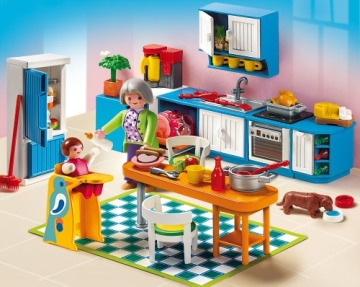 PLAYMOBIL 5329 - Einbauküche - 2