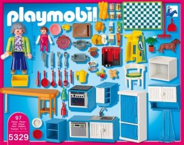 PLAYMOBIL 5329 - Einbauküche - 3