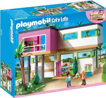 PLAYMOBIL 5574 - Moderne Luxusvilla - 1