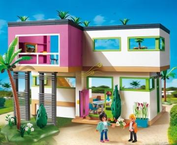 PLAYMOBIL 5574 - Moderne Luxusvilla - 2