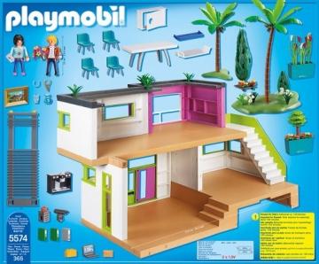 PLAYMOBIL 5574 - Moderne Luxusvilla - 3