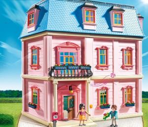 puppenhaus playmobil romantisch