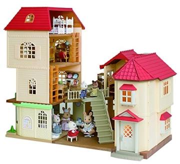 Sylvanian Families 2752 - Stadthaus mit Licht - 10