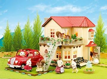 Sylvanian Families 2752 - Stadthaus mit Licht - 14