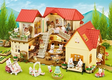 Sylvanian Families 2752 - Stadthaus mit Licht - 15