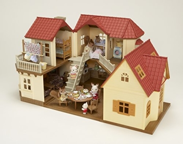 Sylvanian Families 2752 - Stadthaus mit Licht - 16