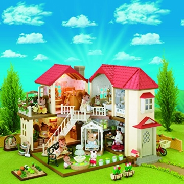 Sylvanian Families 2752 - Stadthaus mit Licht - 17