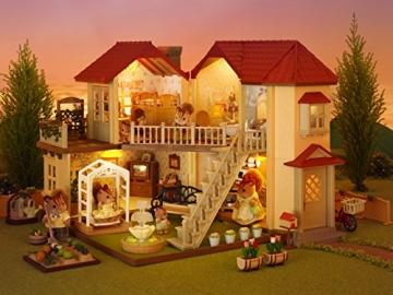 Sylvanian Families 2752 - Stadthaus mit Licht - 18