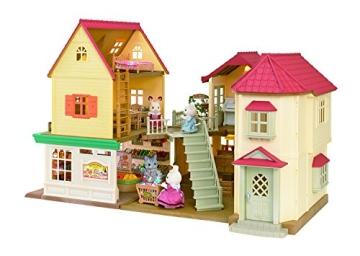 Sylvanian Families 2752 - Stadthaus mit Licht - 4
