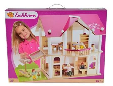 Eichhorn 100002513 - Villa, 27-teilig, rosa - 2