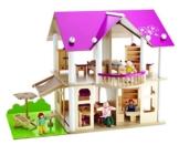 Eichhorn 100002513 - Villa, 27-teilig, rosa - 1