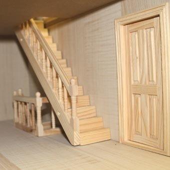 Wunderschönes riesengroßes Puppenhaus Stadthaus Villa - 3