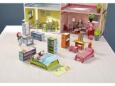 HABA 300511 - Little Friends - Puppenhaus-Möbel Villa Sonnenschein - 1