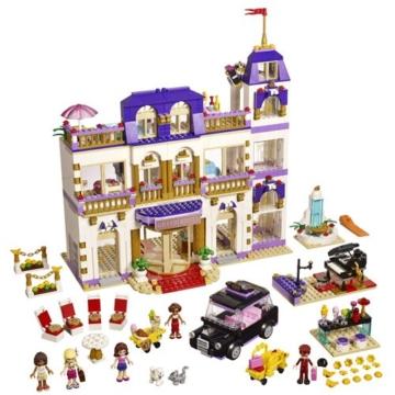 LEGO 41101 - Friends Heartlake Großes Hotel - 3
